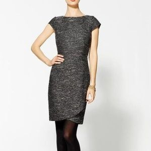 Pim + Larkin Tulip Tweed Dress